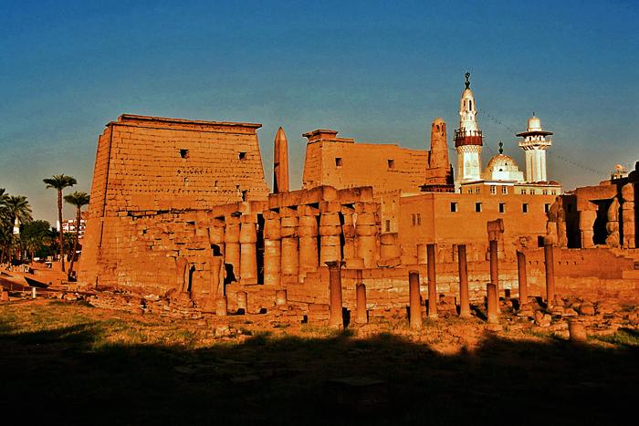 Пять мест Египта, окутанные тайнами и загадками (6 фото)