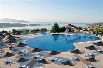 Фото отеля Club Dedeman Bodrum - View from Hotel