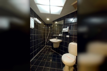 Фото отеля Shun Yu Business Hotel - Bathroom