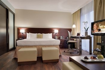 Фото отеля Residence Inn by Marriott Munich City East - Guestroom