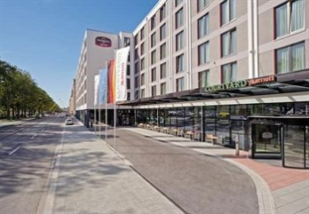 Фото отеля Residence Inn by Marriott Munich City East - Exterior
