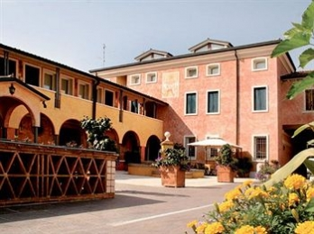 Фото отеля Hotel Residence Il Chiostro - Featured Image