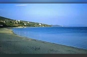 Where the island Gerakini