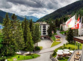 Фото отеля Sunstar Alpine Familienhotel Davos - Mountain View