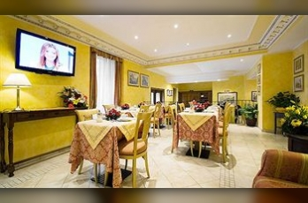 Фото отеля Hotel Tuscolana - Breakfast Area