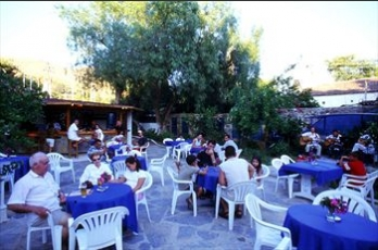Фото отеля Peda Bodrum Blue Hotel - Outdoor Dining
