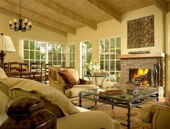 Фото отеля Rancho Bernardo Inn San Diego - A Golf and Spa Resort - Living Area