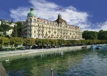 Фото отеля Palace Luzern - Featured Image
