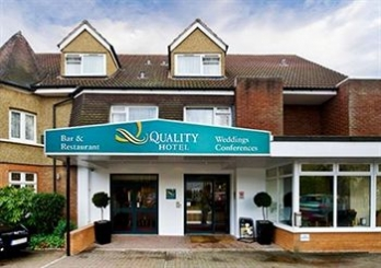 Фото отеля Quality Hotel St. Albans - Featured Image