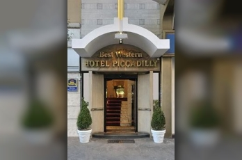 Фото отеля Best Western Hotel Piccadilly - Featured Image