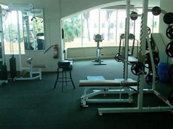 Фото отеля The Plaza Hotel Curacao and Casino - Gym