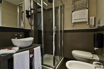 Фото отеля Hotel Caravel - Bathroom
