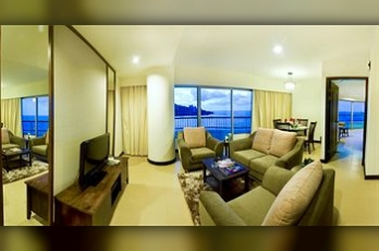 Фото отеля Flamingo By The Beach Penang - Guestroom