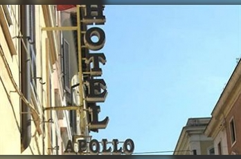 Фото отеля Hotel Apollo - Exterior detail