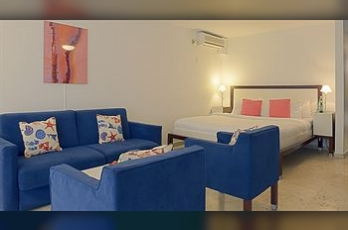 Фото отеля Floris Suite Hotel - Adults Only - Living Area