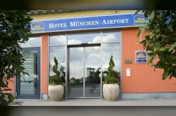 Фото отеля Best Western Hotel Muenchen Airport - Featured Image