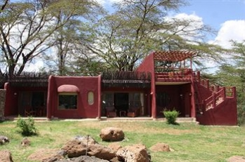 Фото отеля Amboseli Serena Safari Lodge - Featured Image