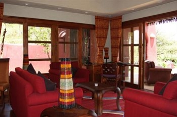 Фото отеля Amboseli Serena Safari Lodge - Lobby Sitting Area