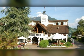 Фото отеля Schloss Hotel Swiss Chalet - Featured Image