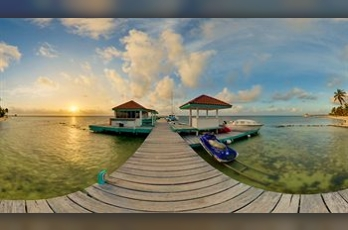 Фото отеля Belizean Shores Resort - Dock