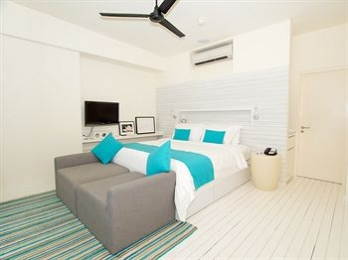 Фото отеля Holiday Inn Resort Kandooma Maldives - Guestroom