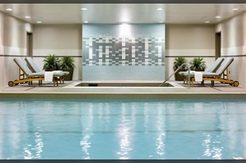 Фото отеля Westin Book Cadillac Detroit - Indoor Pool