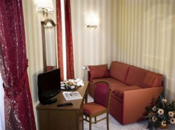 Фото отеля Hotel Doge - Living Area