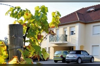 Фото отеля Park & Suites Confort Dijon - Featured Image