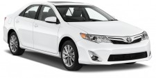 Toyota  Camry or equivalent