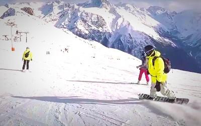 Трансфер на горнолыжный курорт Домбай