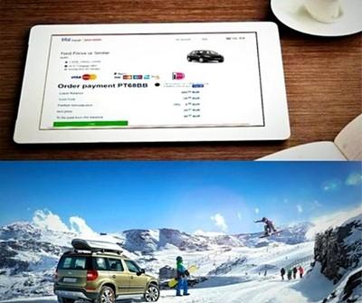 Быстрый заказ трансфера до горнолыжного курорта Домбай