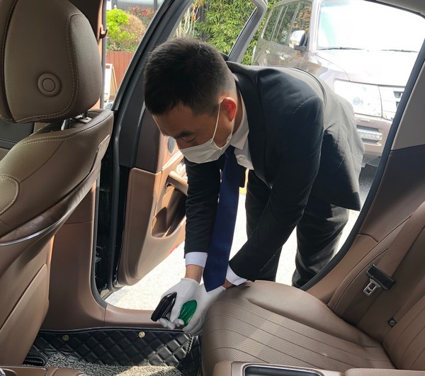 cleaning_car after using