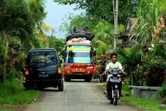 Transfer to Kuta