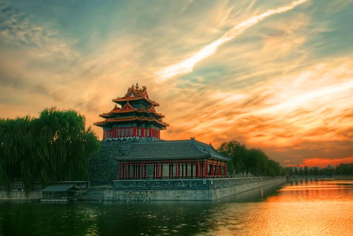 Запретный город. Китай